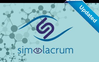 Updated version of Simulacrum released